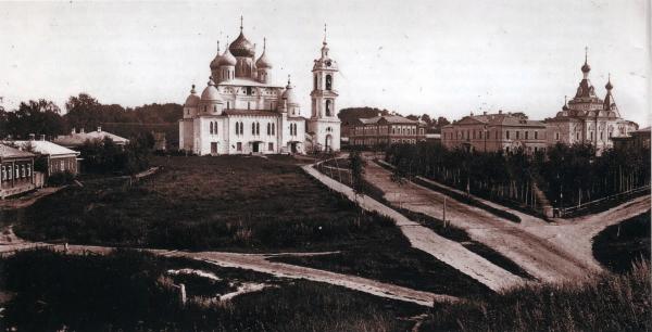 Дмитров в XIX веке