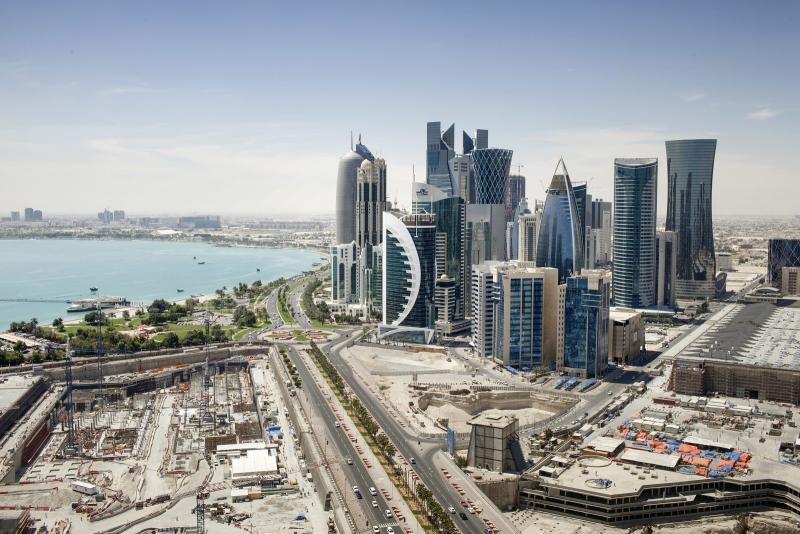 Доха — футуристический оазис в пустыне