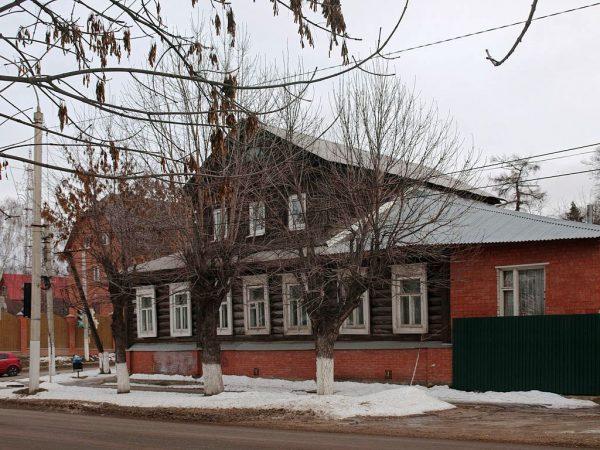 Дом Фуфаевых