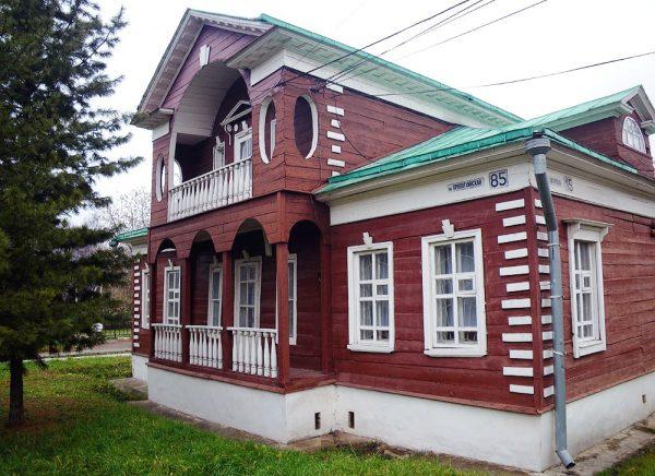 Дом Клятовых