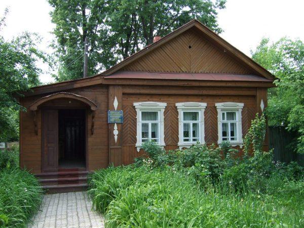 Дом-музей А.Гайдара