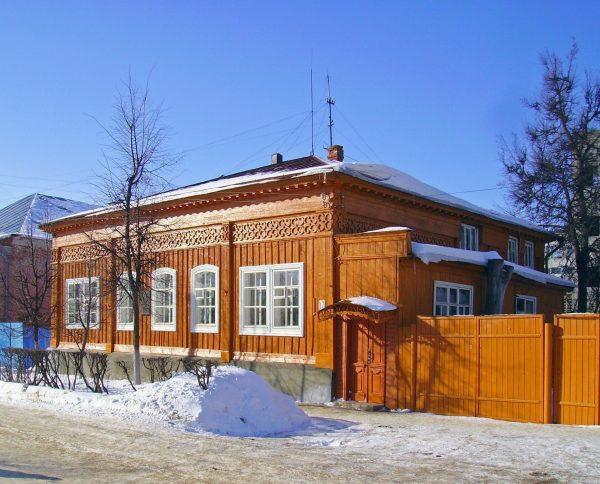 Дом-музей Максима Горького