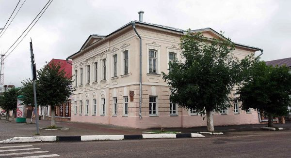 Дом Широкова