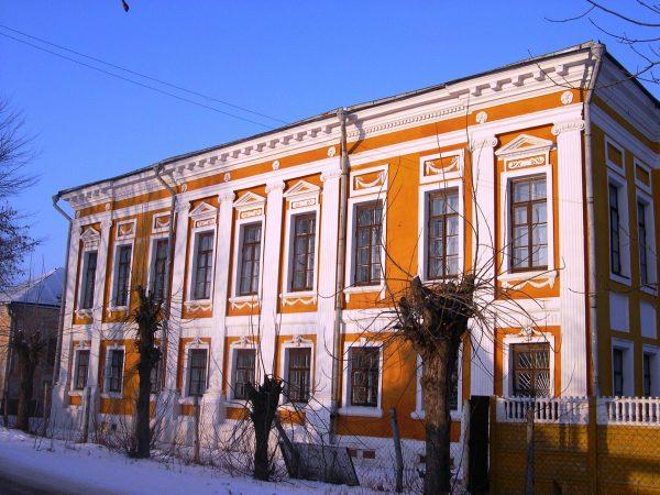 Дом Тугаринова