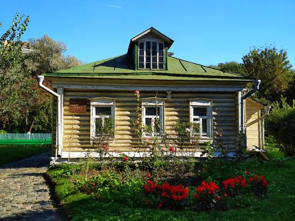 Домик, в котором останавливался Ленин