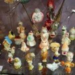 Ёлочные игрушки 40–60х годов