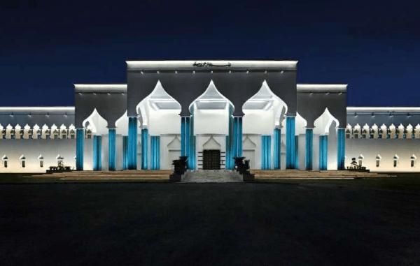 Фасад правительственного дворца