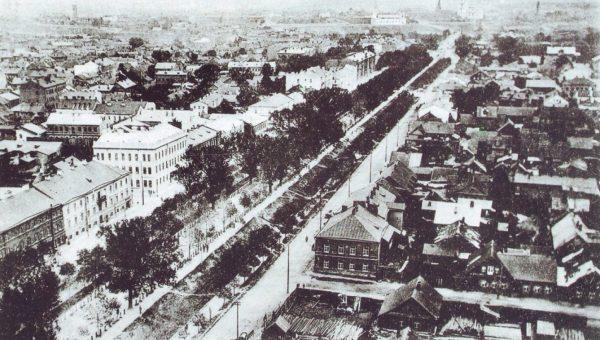Фото Даугавпилса XIX века