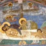 Фреска «Оплакивание Христа»