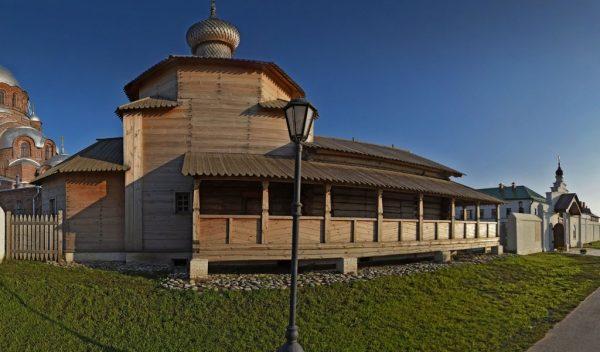 Гостиница «Монастырский дом паломника»