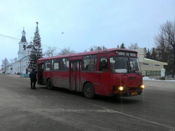 Городской транспорт в Арзамасе