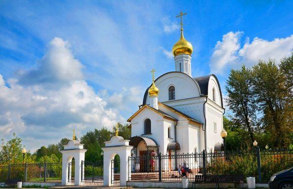 Храм Николая Подольского