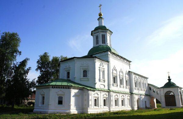 Храм Сергия Радонежского в Великом Устюге