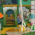 Игровая комната в центре «Детский рай»