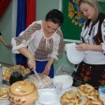 Дегустационный стол молдавской кухни