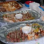 Дегустационный стол ресторана «Якорь»