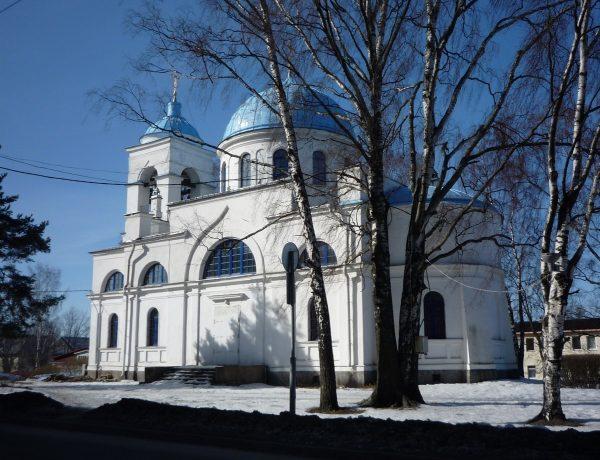Кафедральный собор Рождества Пресвятой Богородицы в Приозёрске
