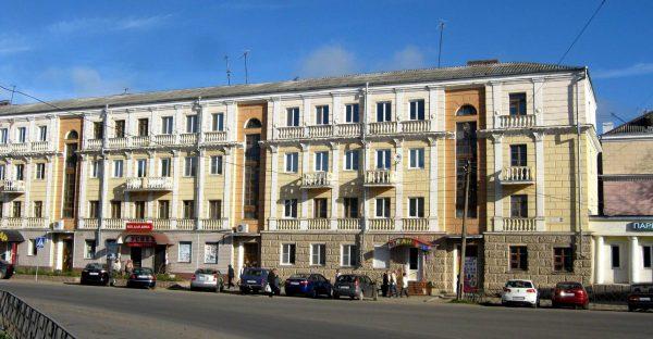 «Калининские дома» на Ленинградском шоссе в Ржеве