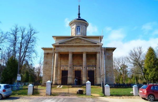 Церковь Святого Николая в Гатчине