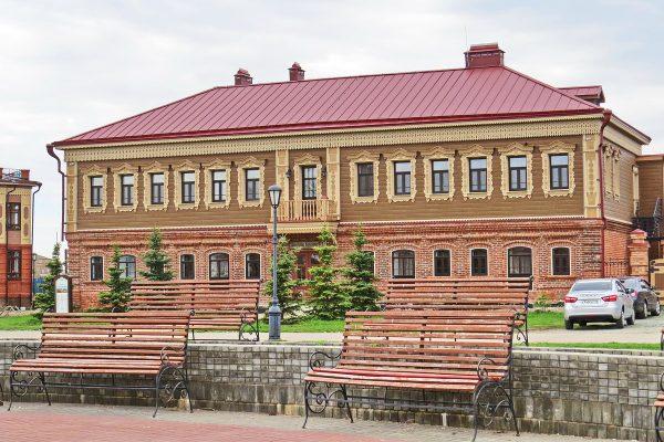 Гостиница «Дом купца Ф. Т. Каменева»