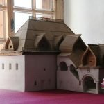 Макет древних Приказных палат