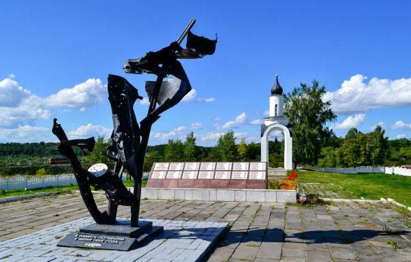 Мемориал жертвам 4 июня 1988 года