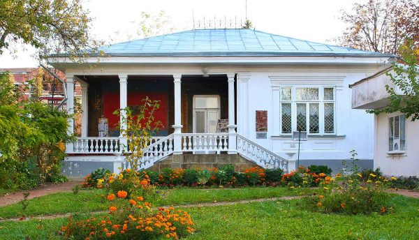 Музей-усадьба Ярошенко в Кисловодске