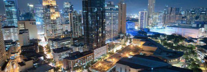 Ночная Манила