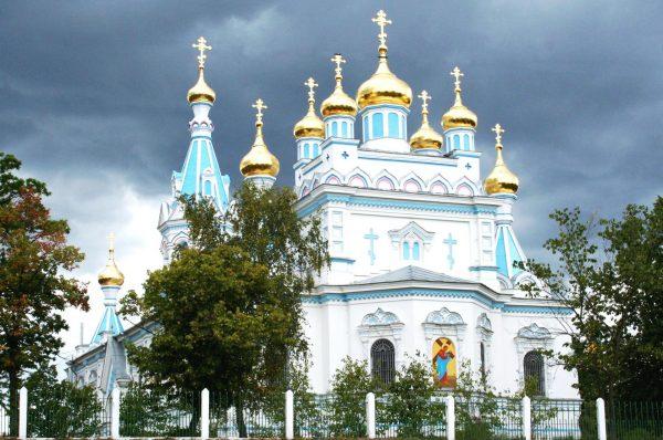 Православный Борисоглебский собор