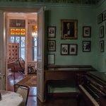 Одна из комнат музея Шаляпина