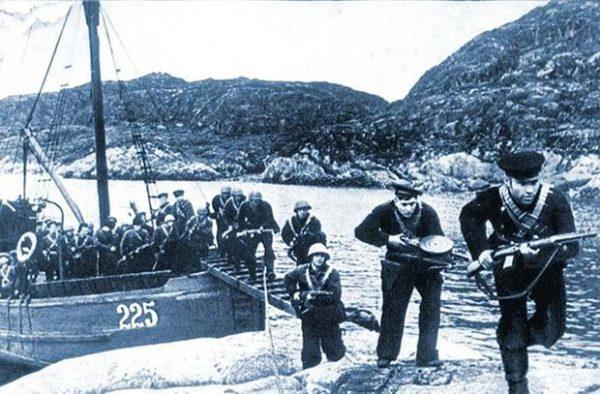 Освобождение Феодосии во время Великой Отечественной войны
