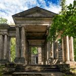 Портал «Маска» и Берёзовый домик