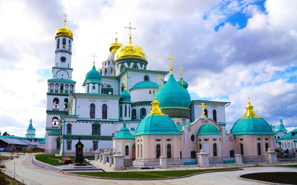 Новоиерусалимский монастырь в Истре