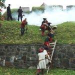 Захват крепости