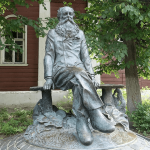 Памятник Кропоткину