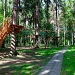 Панда-парк в «Авантель Клаб Истра»