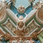 Потолок в музее Шаляпина