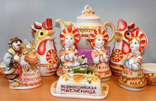 Псковская керамика