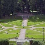 Голландские сады в Гатчине