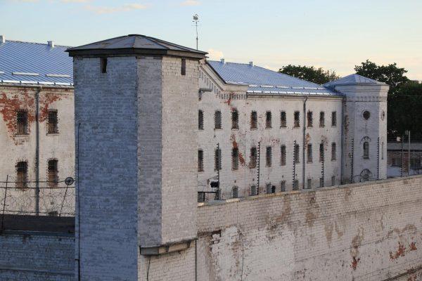 Тюремный замок в Даугавпилсе
