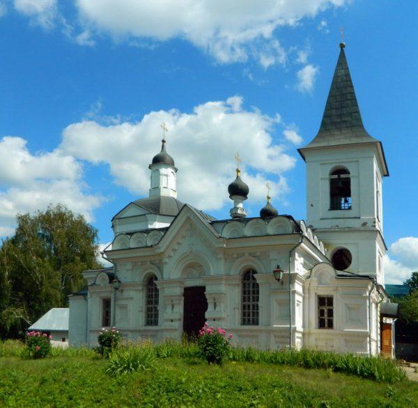 Церковь Воскресения Христова после реконструкции