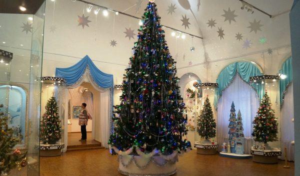 Музей новогодней игрушки в Великом Устюге