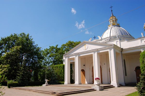 Собор Святого Петра в Даугавпилсе