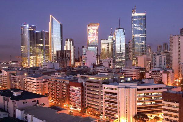 Современная Манила