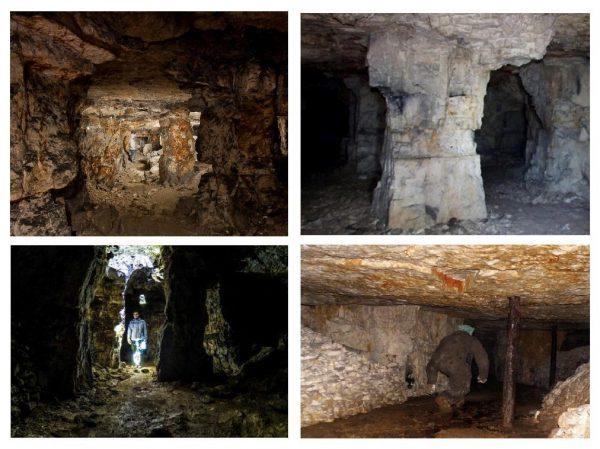 Старицкие катакомбы