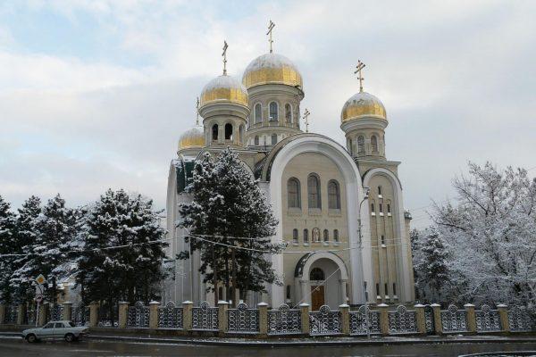 Свято-Никольский храм в Кисловодске