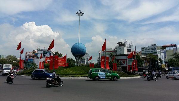 Площадь в Нячанге