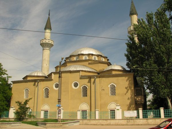 Мечеть Муфти Джами в Феодосии