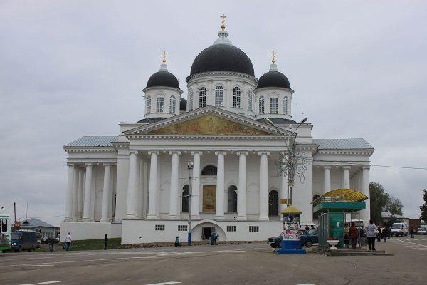 Воскресенский собор на Соборной площади