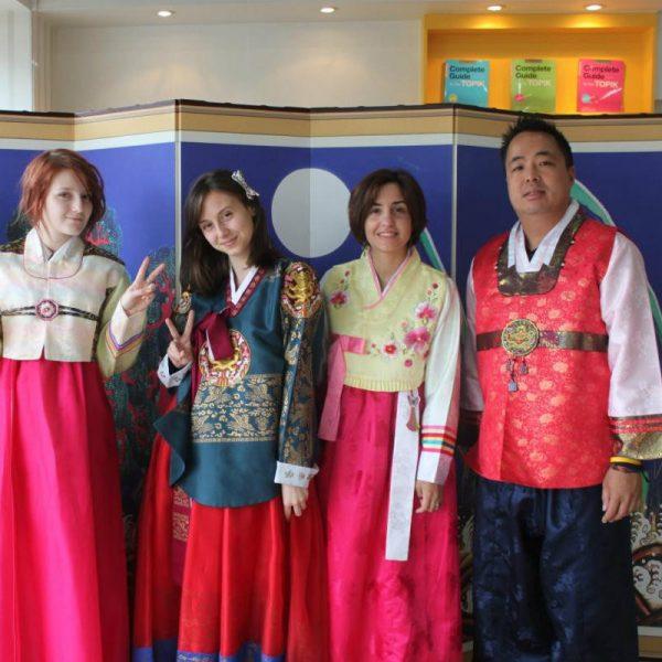 Иностранные студенты в Корее